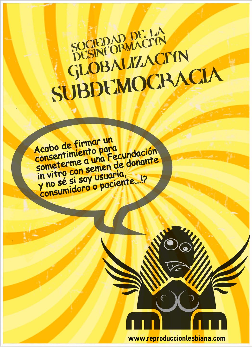 ¿somos usuarias, consumidoras o pacientes dentro de la reproducción ssistida en España?